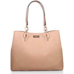 Carvela Florence Chain Tote - Camel Tote Bag found on Bargain Bro UK from Kurt Geiger UK