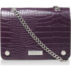 Womens Carvela Rhona X Bodyrhona X Body Handbags Carvela Purple Shoulder Cross Body found on Bargain Bro UK from Shoeaholics