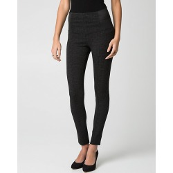 Le Chateau Womens - Geo Print Ponte Skinny Leg Pant in Grey/Black Size 16 Nylon found on Bargain Bro India from Le Chateau Stores for $39.99