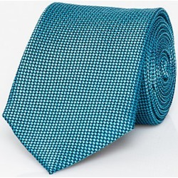 Le Chateau Mens - Two-Tone Textured Silk Tie in Dark Aqua found on Bargain Bro India from Le Chateau Stores for $29.99