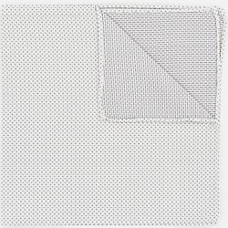 Le Chateau Mens - Italian-Made Silk Pocket Square in Light Grey found on Bargain Bro India from Le Chateau Stores for $29.99