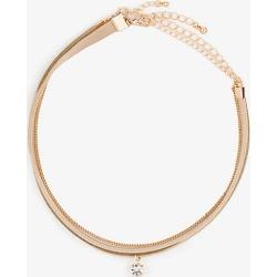 Le Chateau - Set of Three Choker Necklaces