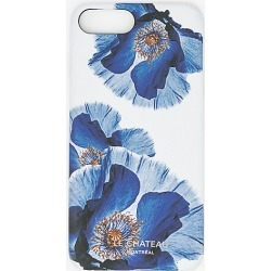Le Chateau Womens - Floral Print Case for iPhone 6/6s Plus in White/Blue found on Bargain Bro India from Le Chateau Stores for $4.99