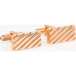 Le Chateau Mens - Metal Rectangle Cufflinks in Gold found on Bargain Bro India from Le Chateau Stores for $39.95