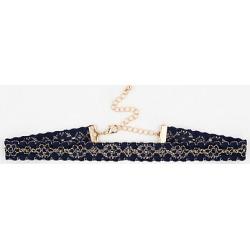 Le Chateau - Lace Choker Necklace