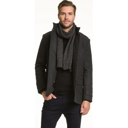 Le Chateau Mens - Acrylic Ribbed Scarf in Charcoal found on Bargain Bro India from Le Chateau Stores for $19.99