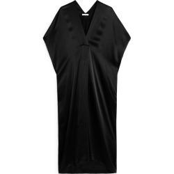 Kaftan Dress - Black found on MODAPINS from ARKET for USD $113.30