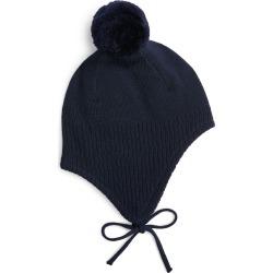 Merino Helmet Cap - Blue found on Bargain Bro UK from ARKET