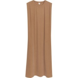 Modal Blend Jersey Dress - Yellow found on Bargain Bro UK from ARKET