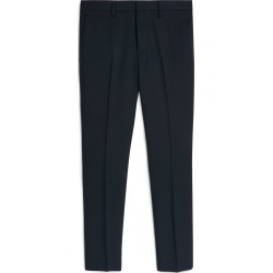 Slim Trousers Plain Weave - Blue found on Bargain Bro UK from ARKET