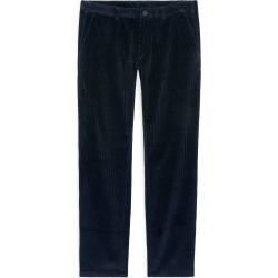 Regular Corduroy Trousers - Blue found on Bargain Bro UK from ARKET