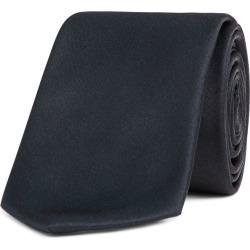 Woven Silk Tie - Black found on Bargain Bro UK from ARKET