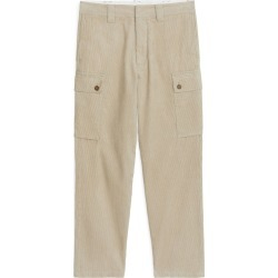 Utility Cargo Trousers - Brown found on Bargain Bro UK from ARKET