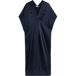 Kaftan Dress - Blue found on MODAPINS from ARKET for USD $112.06