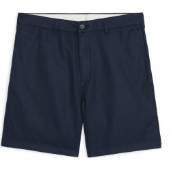 Cotton Linen Shorts - Blue found on Bargain Bro UK from ARKET