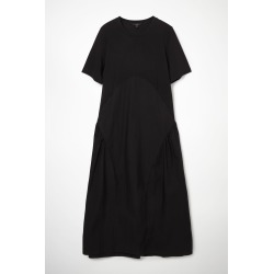PLEATED LONG T-SHIRT DRESS found on MODAPINS from COS for USD $99.00