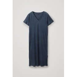 LINEN T-SHIRT DRESS found on MODAPINS from COS for USD $55.30