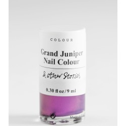 Nail Polish - Purple found on Makeup Collection from & other stories for GBP 6.11