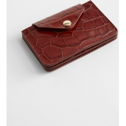 Leather Card Holder - Red found on Bargain Bro UK from & other stories