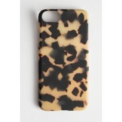 Tortoise iPhone Case - Black