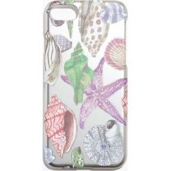 Seashell iPhone Case - White