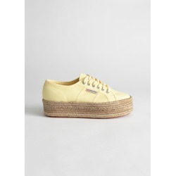 Superga 2790 Cotrope Sneakers - Orange found on Bargain Bro UK from & other stories