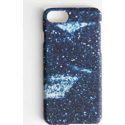 Galaxy iPhone 7 Case - Blue
