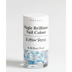Nail Polish - Turquoise found on Makeup Collection from & other stories for GBP 2.22