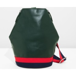 Leather Backpack - Green found on Bargain Bro UK from & other stories