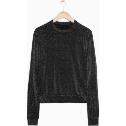 Merino Wool Sweater - Black found on Bargain Bro UK from & other stories