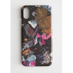 Printed Gem iPhone Case - Black found on Bargain Bro UK from & other stories