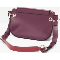 Leather Saddle Bag - Red found on Bargain Bro UK from & other stories