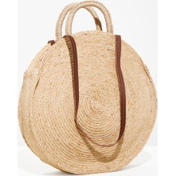 Straw Circle Bag - Beige found on Bargain Bro UK from & other stories