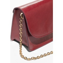 Golden Chain Flap Bag - Red found on Bargain Bro UK from & other stories