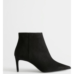 Pointed Stiletto Leather Ankle Boots - Black found on Bargain Bro UK from & other stories