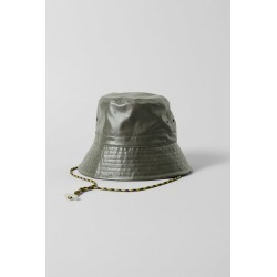 Falk Bucket Hat - Green found on Bargain Bro UK from Weekday