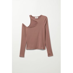 Ambria Long Sleeve - Pink found on Bargain Bro UK from Weekday