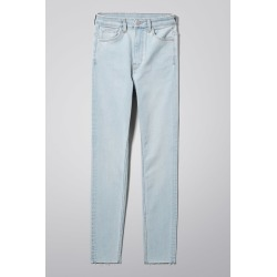 Body High Light Cut Off Jeans - Blue found on Bargain Bro UK from Weekday
