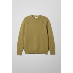 Jim Utility Sweater - Green found on Bargain Bro UK from Weekday