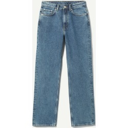 Voyage High Straight Jeans - Blue found on Bargain Bro UK from Weekday