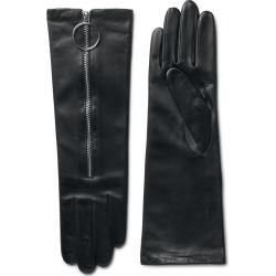 Cordelia Leather Gloves - Black found on Bargain Bro UK from Weekday