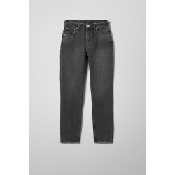 Seattle High Tapered Jeans - Black found on Bargain Bro UK from Weekday