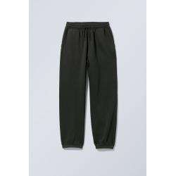 Standard Sweatpants - Black found on Bargain Bro UK from Weekday