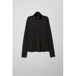 Chie Turtleneck - Black found on Bargain Bro UK from Weekday