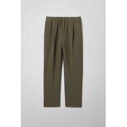 Thriller Suit Joggers - Green found on Bargain Bro UK from Weekday
