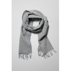 Orbit Scarf - Grey found on Bargain Bro UK from Weekday