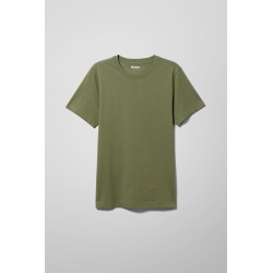 Standard T-Shirt - Green found on Bargain Bro UK from Weekday