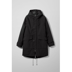 Hepp Parka - Black found on Bargain Bro UK from Weekday