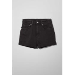 Newday Shorts Tuned Black - Black found on Bargain Bro UK from Weekday