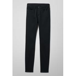 Body Skinny Jeans - Black found on Bargain Bro UK from Weekday